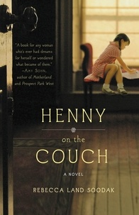 Rebecca Land Soodak - Henny on the Couch.