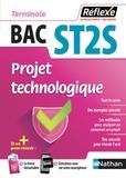 Rébecca Lioubchansky et Isabelle Pichon - Projet technologique Tle ST2S.