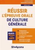 Rébecca Lioubchansky et Isabelle Pichon - Réussir l'épreuve orale de culture générale spécial AS-AP.