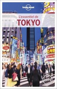 Rebecca Milner et Thomas O'Malley - L'essentiel de Tokyo. 1 Plan détachable