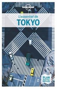 Rebecca Milner - L'essentiel de Tokyo. 1 Plan détachable