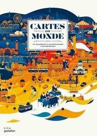 Accentsonline.fr Cartes du monde - 90 graphistes & illustrateurs conteporains Image