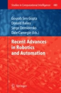 Recent Advances in Robotics and Automation.