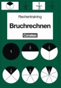 Rechentraining. Bruchrechnen - Mit 2 Kartonblättern und 2 Schablonen.