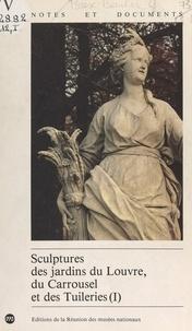 Recherche du Ministère de la C et Geneviève Bresc-Bautier - Sculptures des jardins du Louvre, du Carrousel et des Tuileries (1).