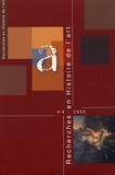 Jean-Bernard Cremnitzer - Recherches en Histoire de l'art N° 4/2005 : .
