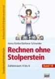 Rechnen ohne Stolperstein - Band 1B - Zahlenraum 4 bis 6.