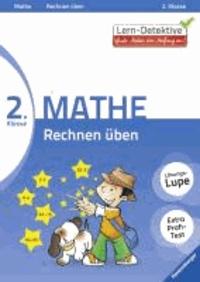 Rechnen üben (Mathe 2. Klasse).