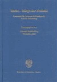 Recht - Bürge der Freiheit - Festschrift für Johannes Mühlsteiger SJ zum 80. Geburtstag.
