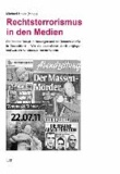 Rechtsterrorismus in den Medien - Der Mörder Breivik in Norwegen und die Terrorzelle NSU in Deutschland - Wie die Journalisten damit umgingen und was sie voneinander lernen können.