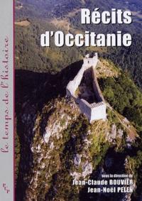 Jean-Claude Bouvier - Récits d'Occitanie.