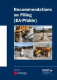 Recommendations on Piling (EA Pfähle).