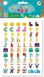 Récréalire (Editions) - Les stickers Alphas - J'apprends à lire avec plaisir !.