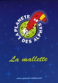 """Claude Huguenin et Olivier Dubois - La Malette """"La Planète des Alphas"""" - Apprentissage facile et efficace de la lecture. 1 DVD + 1 CD audio"""