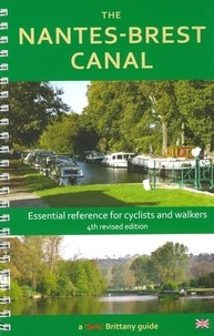 Red Dog Books - The Nantes-Brest canal - A guide for cyclists and walkers.