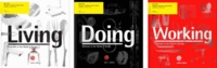 Red Dot Design Yearbook 2013/2014 - Set (Living, Doing, Working).