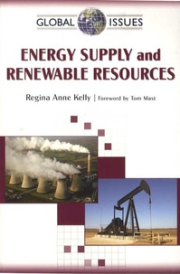 Regina Anne Kelly - Energy Supply and Renewable Resources.