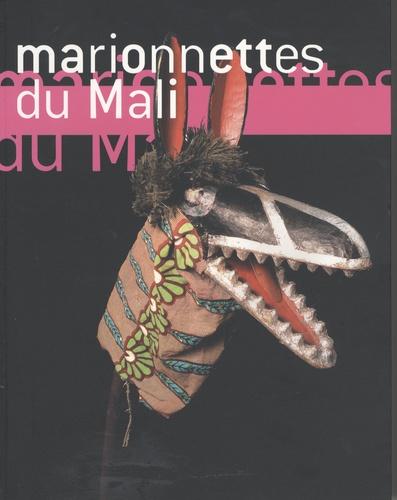 Reginald Groux - Marionnettes du Mali - Masques et marionnettes du Théâtre Sogobo.