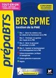 Régine Aidemoy et Ludovic Babin-Touba - PrépaBTS - BTS Gestion de la PME - Toutes les matières - Révision et entrainement.