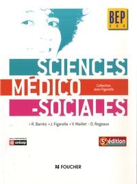 Régine Barrès et Jean Figarella - Sciences médico-sociales BEP CSS.