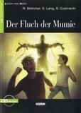 Regine Böttcher et Susanne Lang - Der Fluch der Mumie. 1 CD audio