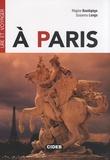 Régine Boutégège et Susanna Longo - A Paris. 1 CD audio