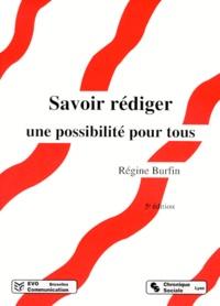 Régine Burfin - .