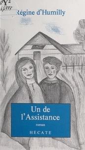 Régine d'Humilly et A. Belmont - Un de l'Assistance - Suivi de Les surveillants de Belle-Fontaine.