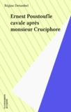 Régine Detambel et  Gess - Ernest Poustoufle cavale après M. Cruciphore.
