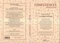 Régine Dhoquois-Cohen et Jean-Paul Chagnollaud - Confluences Méditerranée N° 37, Printemps 200 : Israël-Palestine - La violence ou le droit.