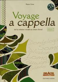 Deedr.fr Voyage a cappella - Volume 2, De la création vocale au chant choral Image