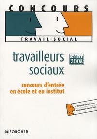 Deedr.fr Travailleurs sociaux - Concours d'entrée en école et en institut Image