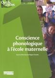 Régine Heudre - Conscience phonologique à l'école maternelle.