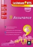 Régine Marquet - Le Volum' BTS - Assurance - BTS, Bachelor, Licence pro, formation pro  - Révision et entrainement.