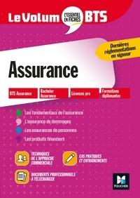 Régine Marquet - Le Volum' BTS - Assurance - Révision et entrainement.