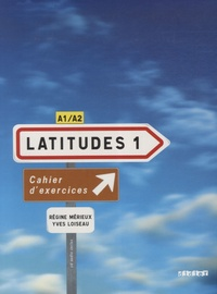 Corridashivernales.be Latitudes 1 A1/A2 - Cahier d'exercices Image