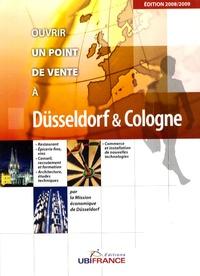 Régine Nicolas et Arnaud Leretour - Ouvrir un point de vente à Düsseldorf et Cologne.