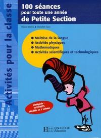 Régine Quéva et Dorothée Sacy - 100 séances pour toute une année de Petite Section.