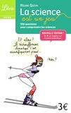 Régine Quéva - La science est un jeu - 150 questions pour comprendre les sciences.