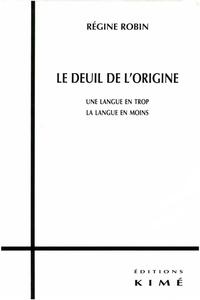 Régine Robin - .