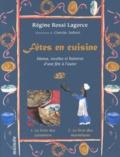 Régine Rossi-Lagorce - Fêtes en cuisine - 2 volumes.