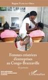 Régine Tchicaya-Oboa - Femmes créatrices d'entreprises au Congo-Brazzaville - 10 portraits.