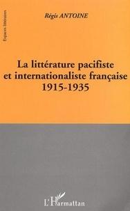 Régis Antoine - .