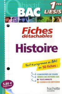 Régis Bénichi et Guy Varenne - Histoire Bac 1res L/ ES/ S.