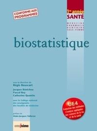 Régis Beuscart - Biostatistique.