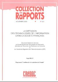 Régis Bigot - La diffusion des technologies de l'information dans la société française.