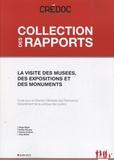 Régis Bigot et Emilie Daudey - La visite des musées, des expositions et des monuments.