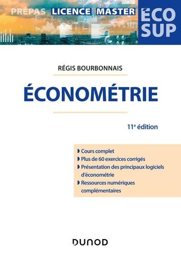 Régis Bourbonnais - Économétrie - 11e éd..
