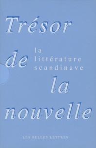 Régis Boyer et Marc Auchet - Trésor de la nouvelle de la littérature scandinave - Coffret en 2 volumes.