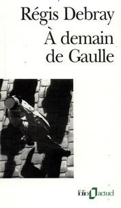 Histoiresdenlire.be A demain de Gaulle Image